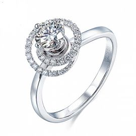 Isabella Genuine 925 Sterling Silver Rings