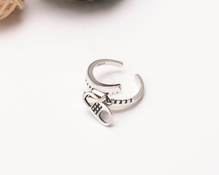 Greta Genuine 925 Sterling Silver Rings