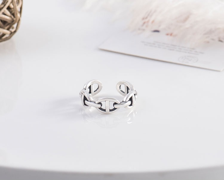 Danna Genuine 925 Sterling Silver Rings